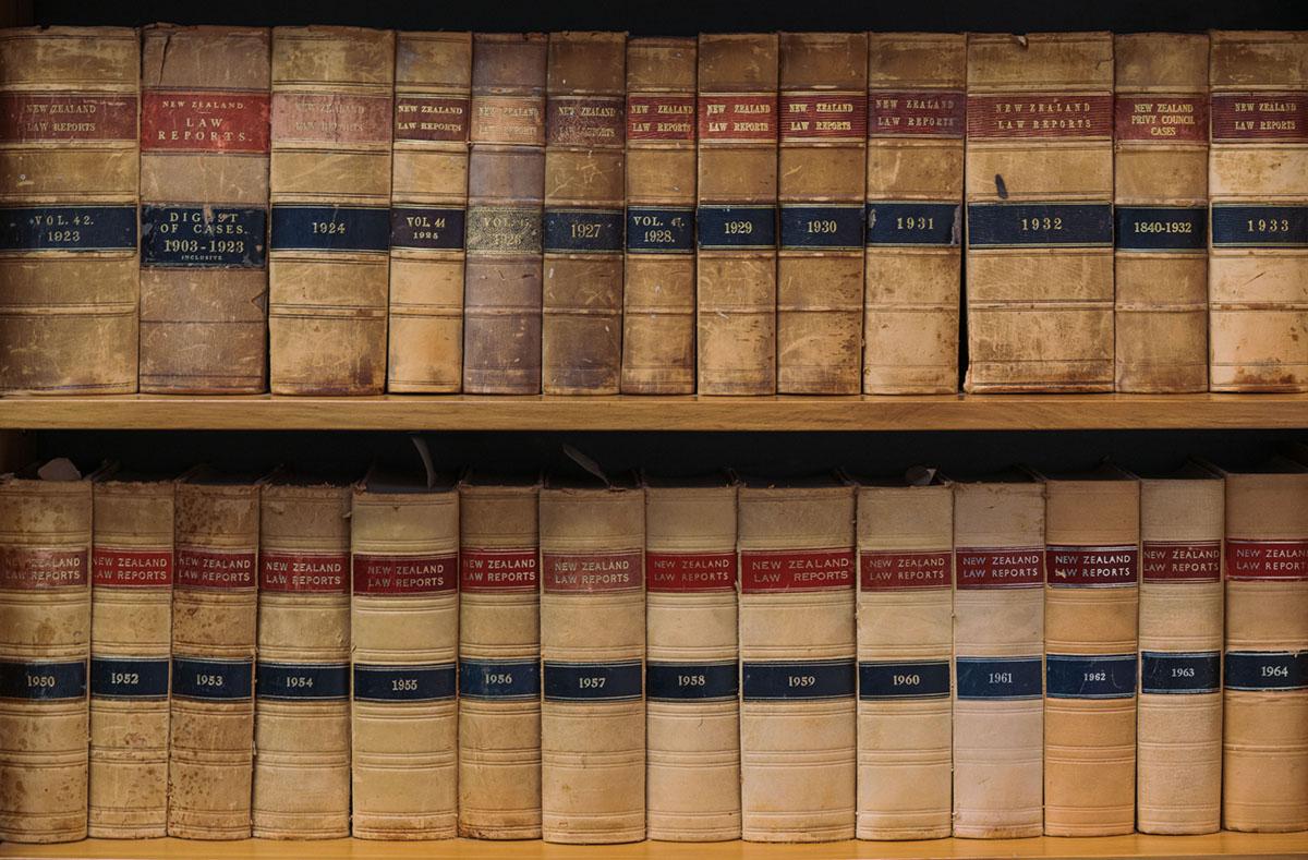 chiu-cain-law-books